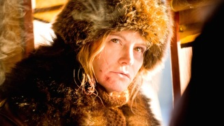 Jennifer Jason Leigh Is Not Having Any Talk About 'The Hateful Eight' Being Misogynistic
