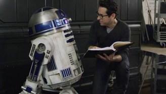 J.J. Abrams got his favorite Easter Egg into 'Star Wars'