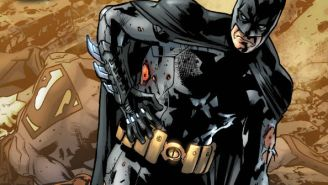 War Is Hell In This Exclusive Preview Of December 23's 'Justice League Of America'