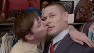 Terrible Kisser John Cena Spends An Awkward '7 Minutes In Heaven'