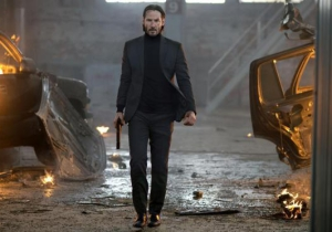 Wait, Is The 'John Wick' Sequel Planning A Secret 'Matrix' Reunion?