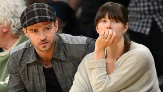 Justin Timberlake Sent Jessica Biel The Cutest Birthday Message And Won All Our Hearts