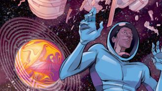 Interview: Writer Chip Zdarsky On He-Man, Angry Smurf-Like Beings, And 'Kaptara'