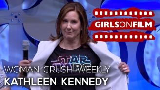 'Star Wars: The Force Awakens' is a hit, and Kathleen Kennedy is our hero