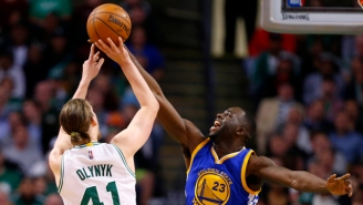The Ultra-Exclusive 5×5 Club Draymond Green Joined In The Warriors' Win Over The Celtics