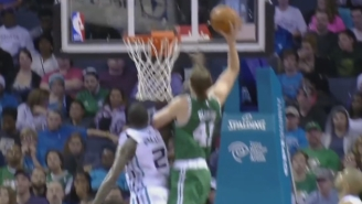 Kelly Olynyk Posterizes Marvin Williams With The Monster Put-Back Jam
