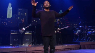 Kendrick Lamar Explains That Controversial Line From 'The Blacker The Berry'