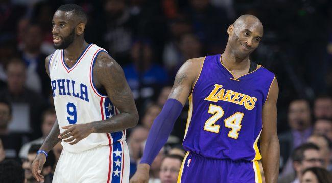 JaKarr Sampson, Kobe Bryant