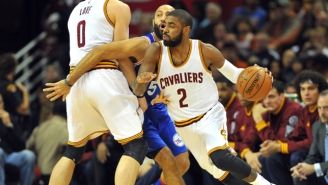 How Kendall Marshall Stirred Kyrie Irving's Competitive Juices In His Debut Return