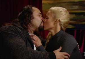 Let's Talk About This Weird Sit-Down Interview With Rusev And Lana