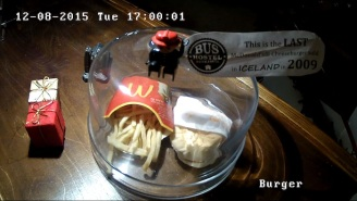 This Six-Year-Old McDonald's Burger Has Figured Out The Secret To Eternal Life