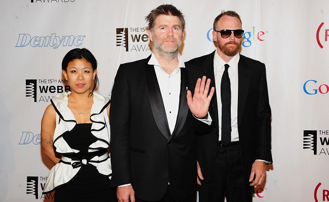 The 15th Annual Webby Awards - Red Carpet
