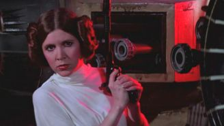 J.J. Abrams Explains Why Leia Isn't A Jedi In 'Star Wars: The Force Awakens'