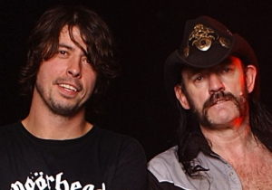 Dave Grohl Paid Permanent Tribute To Lemmy With An 'Ace Of Spades' Tattoo