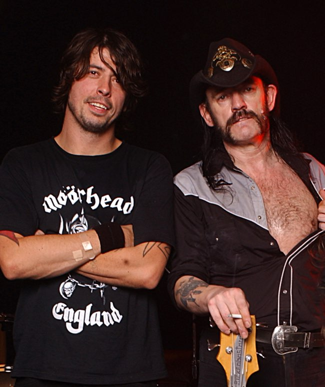 Probot Session featuring Dave Grohl, Lemmy, Wino