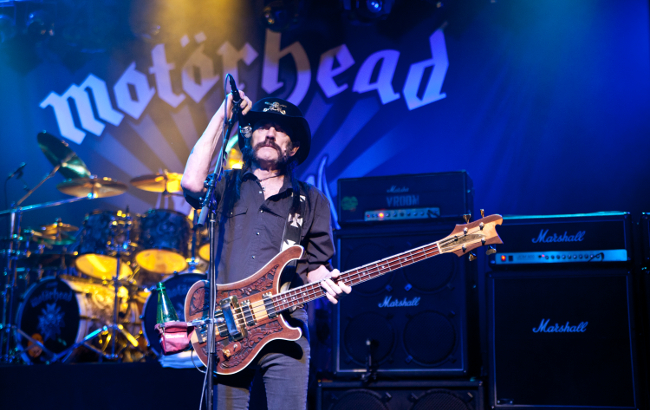 Motörhead Frontman Lemmy Kilmister Has Passed Away At Age 70