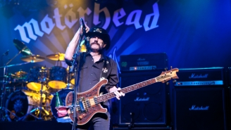 Lemmy Will Receive A Fitting Memorial At His Favorite Spot In The Rainbow Bar And Grill