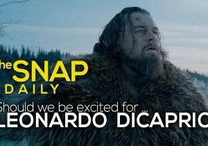 The accidentally hilarious career of Leonardo DiCaprio