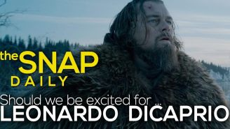 The accidentally hilarious career of Leonardo DiCaprio