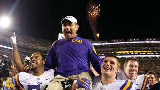 Why Les Miles Deserved Better, And Why You Should Love Him Like I Do