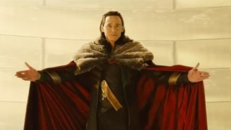 Loki Gets Everything He Wants In This Deleted Scene From 'Thor: The Dark World'