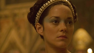Marion Cotillard's prep work for 'Macbeth' is the saddest thing ever