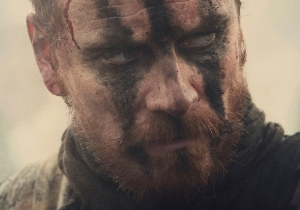 Michael Fassbender Is Goth As Hell In The Bloody New 'Macbeth'