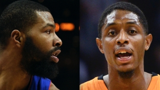 Marcus Morris Knew Brandon Knight Would Struggle In Crunch Time Because He's 'Soft'