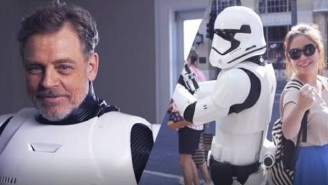 Mark Hamill Went Undercover As A Stormtrooper For Man On The Street Interviews
