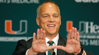 Mark Richt Announced His Sudden Retirement After Three Seasons At Miami