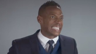 Marlon Wayans Has Sex With A Door In The New Red Band Trailer For '50 Shades Of Black'