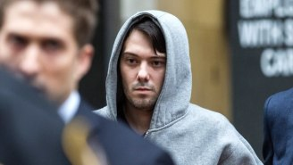 Pharma Bro Martin Shkreli Is Now Going After Ellie Goulding