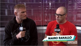 Meet Your New Smackdown Lead Commentator, Mauro Ranallo