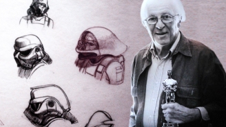 How Ralph McQuarrie's Concept Art Gave 'Star Wars' Its Soul