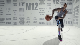 Growing, Learning, And Adapting With Carmelo Anthony And The Jordan Melo M12