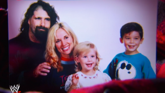 Mick Foley Explained The 'Nepotism' Of His Kids Getting WWE Jobs, And Being Sincere In His Criticisms