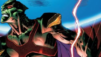 Mars Lives, Earth Dies In This Exclusive Preview Of Next's Week's 'Martian Manhunter'