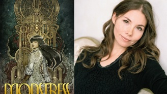 Art deco, cannibalism, female power: Writer Marjorie Liu on her new comic 'Monstress'
