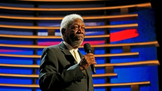 Morgan Freeman Is Shaken, But Safe Following A Forced Landing On His Private Plane