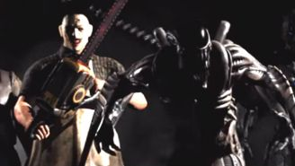 How 'Mortal Kombat X' Mashed Up '90s Gaming And '80s Horror