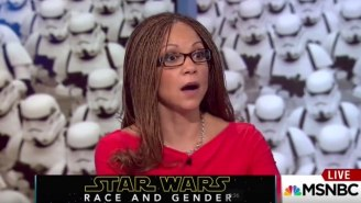 MSNBC's Melissa Harris-Perry Questions Whether Or Not 'Star Wars' Is Racist