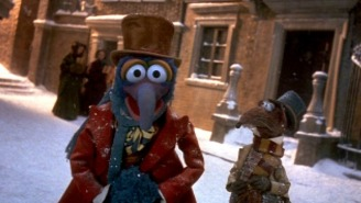 The 'Rainbow Connection' Connection And Other 'Muppet Christmas Carol' Facts