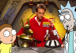 Dan Harmon And Justin Roiland Bring Some 'Rick And Morty' Magic To 'Mystery Science Theater'