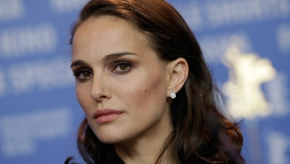 Check out the first photo of Natalie Portman as Jackie Kennedy