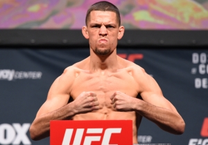 Nate Diaz Plans To Take 2017 Off Because The UFC Keeps Messing With Him