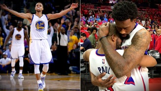 The Top Five NBA Moments Of 2015