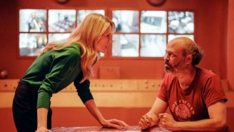 Scott Adsit And Stephanie March On Why You Should Stick With The Insane 'Neon Joe: Werewolf Hunter'