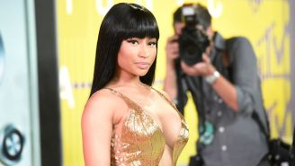 Nicki Minaj Is Reportedly Staying Above The Fray And Won't Respond To Remy Ma's 'ShETHER' Diss