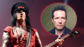 Nikki Sixx Shared A Chilling Story About His Connection To 'Tragic And Beautiful' Scott Weiland