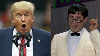 Jerry Lewis Shows He Is Still Kicking By Tossing His Support To Donald Trump And Hating On Refugees